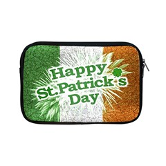 Happy St. Patricks Day Grunge Style Design Apple iPad Mini Zippered Sleeve