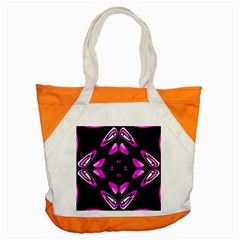 Abstract Pain Frustration Accent Tote Bag