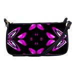 Abstract Pain Frustration Evening Bag Front