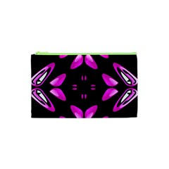 Abstract Pain Frustration Cosmetic Bag (xs)