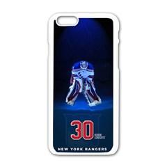 Kings Burden Apple iPhone 6 White Enamel Case
