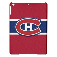 Montreal Canadiens Jersey Style  Apple Ipad Air Hardshell Case