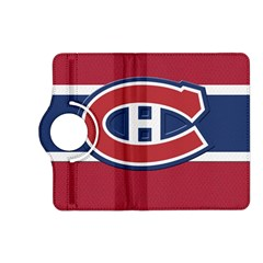 Montreal Canadiens Jersey Style  Kindle Fire Hd (2013) Flip 360 Case