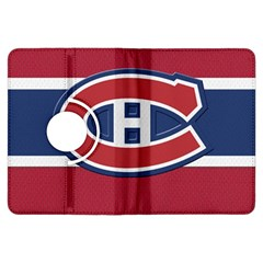 Montreal Canadiens Jersey Style  Kindle Fire HDX Flip 360 Case