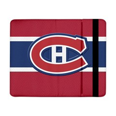 Montreal Canadiens Jersey Style  Samsung Galaxy Tab Pro 8.4  Flip Case