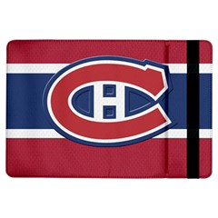 Montreal Canadiens Jersey Style  Apple iPad Air Flip Case