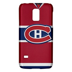 Montreal Canadiens Jersey Style  Samsung Galaxy S5 Mini Hardshell Case