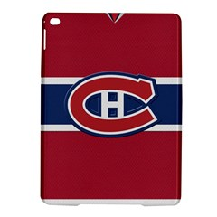 Montreal Canadiens Jersey Style  Apple iPad Air 2 Hardshell Case