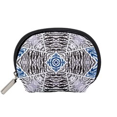 Animal Print Pattern  Accessory Pouch (Small)