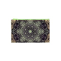 Crazy Beautiful Abstract  Cosmetic Bag (xs)