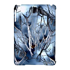 Abstract Of Frozen Bush Apple iPad Mini Hardshell Case (Compatible with Smart Cover)