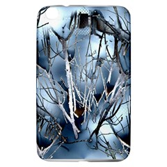 Abstract Of Frozen Bush Samsung Galaxy Tab 3 (8 ) T3100 Hardshell Case
