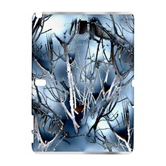 Abstract Of Frozen Bush Samsung Galaxy Note 10 1 (p600) Hardshell Case