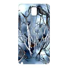Abstract Of Frozen Bush Samsung Galaxy Note 3 N9005 Hardshell Back Case