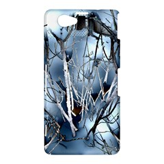Abstract Of Frozen Bush Sony Xperia Z1 Compact Hardshell Case