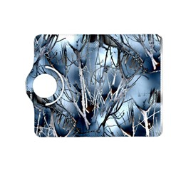 Abstract Of Frozen Bush Kindle Fire Hd (2013) Flip 360 Case