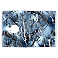 Abstract Of Frozen Bush Kindle Fire Hdx Flip 360 Case