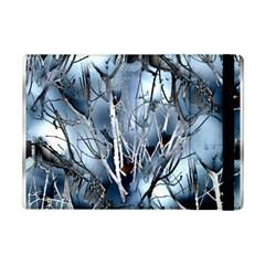 Abstract Of Frozen Bush Apple Ipad Mini 2 Flip Case