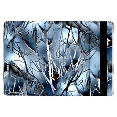 Abstract Of Frozen Bush Apple iPad Air Flip Case