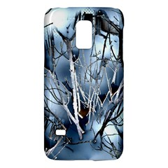 Abstract Of Frozen Bush Samsung Galaxy S5 Mini Hardshell Case