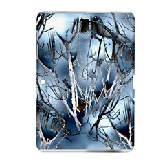 Abstract Of Frozen Bush Samsung Galaxy Tab 2 (10.1 ) P5100 Hardshell Case