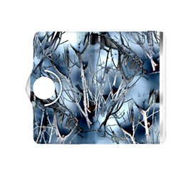 Abstract Of Frozen Bush Kindle Fire HDX 8.9  Flip 360 Case