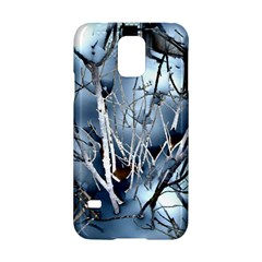 Abstract Of Frozen Bush Samsung Galaxy S5 Hardshell Case