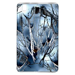 Abstract Of Frozen Bush Samsung Galaxy Tab Pro 8.4 Hardshell Case