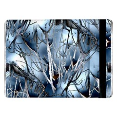 Abstract Of Frozen Bush Samsung Galaxy Tab Pro 12.2  Flip Case