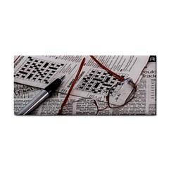 Crossword Genius Hand Towel