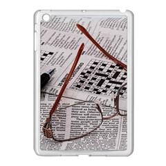 Crossword Genius Apple iPad Mini Case (White)