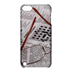 Crossword Genius Apple iPod Touch 5 Hardshell Case with Stand