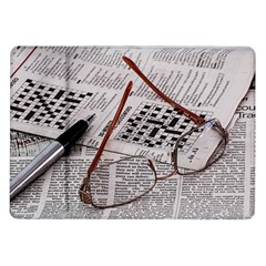 Crossword Genius Samsung Galaxy Tab 10.1  P7500 Flip Case