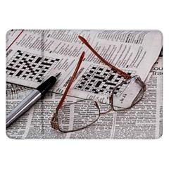 Crossword Genius Samsung Galaxy Tab 8.9  P7300 Flip Case