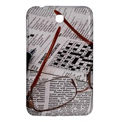 Crossword Genius Samsung Galaxy Tab 3 (7 ) P3200 Hardshell Case
