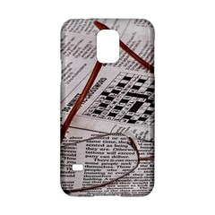Crossword Genius Samsung Galaxy S5 Hardshell Case