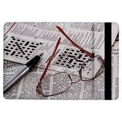Crossword Genius Apple Ipad Air Flip Case