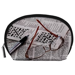 Crossword Genius Accessory Pouch (large)