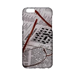 Crossword Genius Apple iPhone 6 Hardshell Case