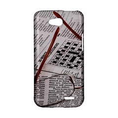 Crossword Genius LG L90 Hardshell Case