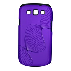Twisted Purple Pain Signals Samsung Galaxy S III Classic Hardshell Case (PC+Silicone)