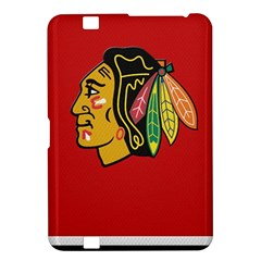 Chicago Blackhawks Jersey Textured Device Case Kindle Fire Hd 8 9  Hardshell Case