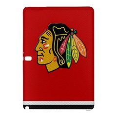 Chicago Blackhawks Jersey Textured Device Case Samsung Galaxy Tab Pro 10 1 Hardshell Case