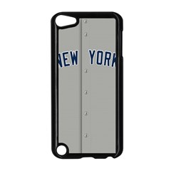 New York Yankees Jersey Case Apple Ipod Touch 5 Case (black)