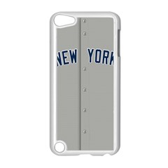 New York Yankees Jersey Case Apple Ipod Touch 5 Case (white)