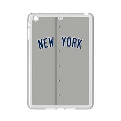 New York Yankees Jersey Case Apple iPad Mini 2 Case (White)