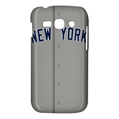 New York Yankees Jersey Case Samsung Galaxy Ace 3 S7272 Hardshell Case