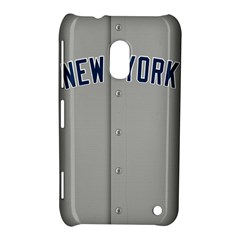 New York Yankees Jersey Case Nokia Lumia 620 Hardshell Case
