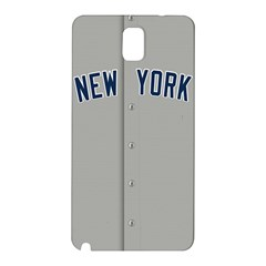 New York Yankees Jersey Case Samsung Galaxy Note 3 N9005 Hardshell Back Case