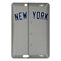 New York Yankees Jersey Case Kindle Fire HD (2013) Hardshell Case